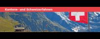 Tutte le nostre bandiere cantonali sono stampate con colori forti e resistenti alla luce con la stampa digitale. L'eccellente stampa passante, l'uguale intensità di colore su entrambi i lati della bandiera e gli elevati standard di qualità assicurano una lunga durata alle nostre bandiere.