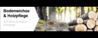 Ziegler Bodenwichse I Hochglanz - Bodenwichse und Bohnerwachs von Ziegler zum farblosen Schutz von allen Holzoberflächen