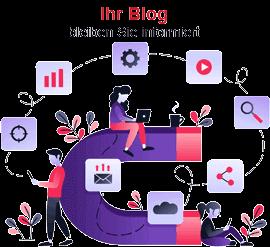 Vous trouverez ici notre blog